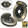 C6 Corvette Big Brake Front Kit AP Racing