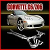 C6 Corvette Z06 American Racing Headers
