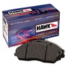 C6 Corvette Z06 Hawk HPS Brake Pads