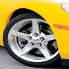 C6 Corvette Z51 Brake Rotor Package