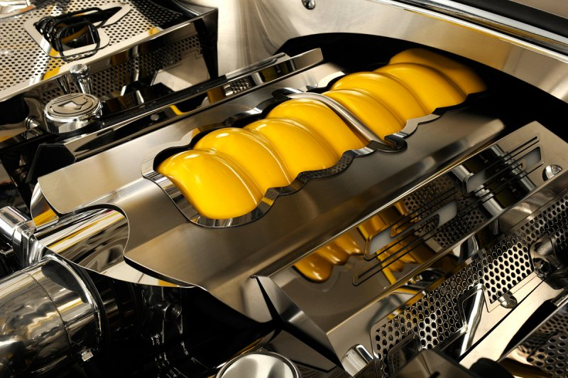 2010-2015 Camaro Fuel Rail Covers - RPIDesigns.com