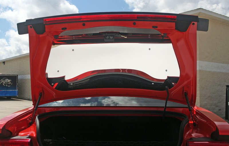 2009-2014 Dodge Challenger Trunk Lid