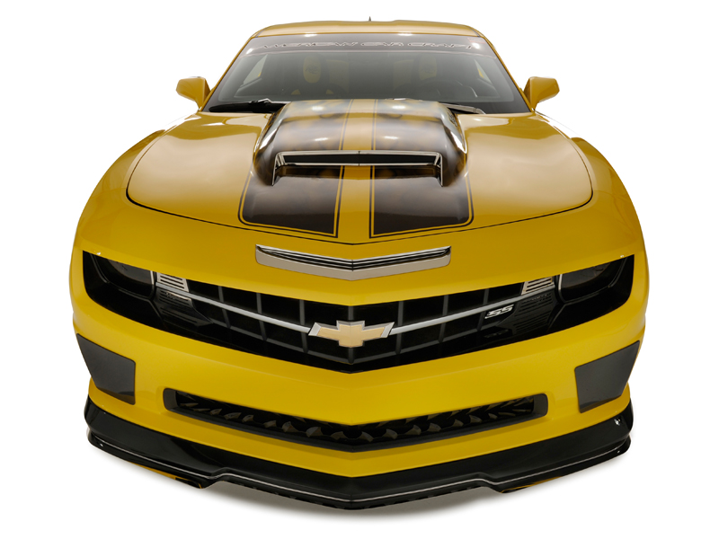 2010-2015 Graphic AirBrushed Look Hood Stripe