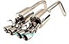 C6 Corvette Exhaust B&B Billy Boat Fusion Complete Kit 09+