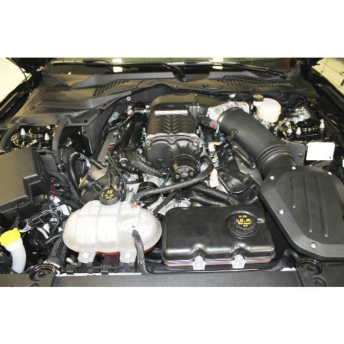 Ford Mustang Gt Supercharger Kit: Ford Mustang Supercharger Kit 670 HP