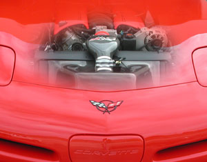 1997-2004 C5 Corvette Hurricane Air Intake System