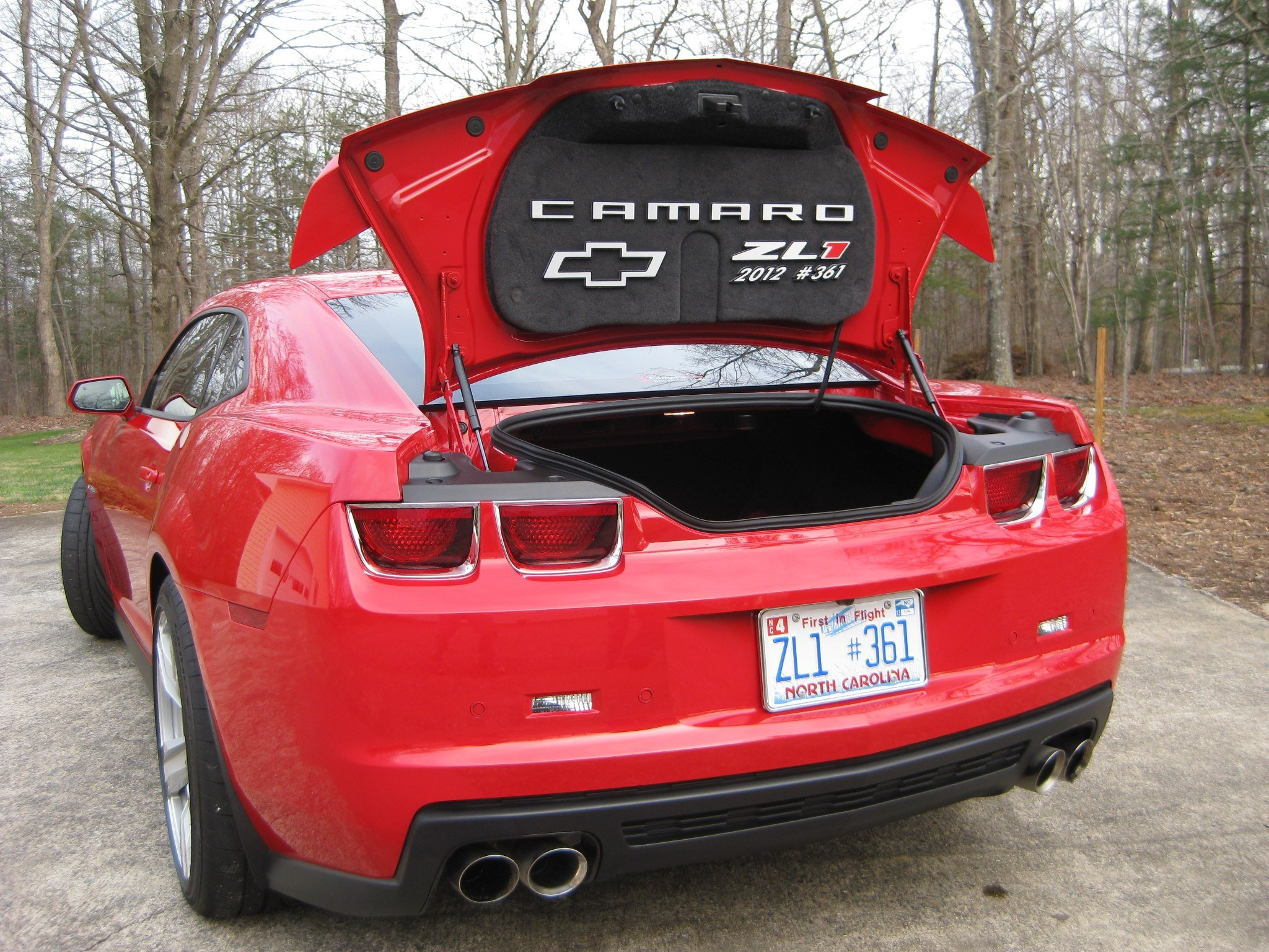 2010 2015 camaro trunk lid panel with logos. Black Bedroom Furniture Sets. Home Design Ideas