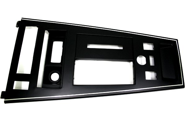 C3 Corvette Console Plate w/ Defroster Power Windows Power Mirrors