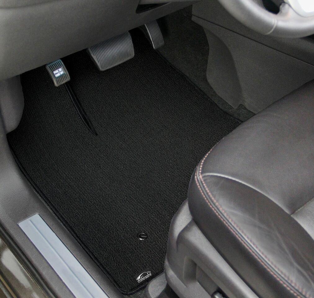 2009-2018 Dodge Challenger Lloyd Berber Floor Mats Custom ...