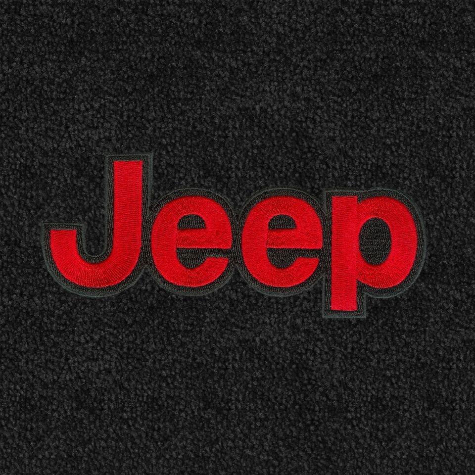Jeep Wrangler Lloyd LUXE Floor Mats
