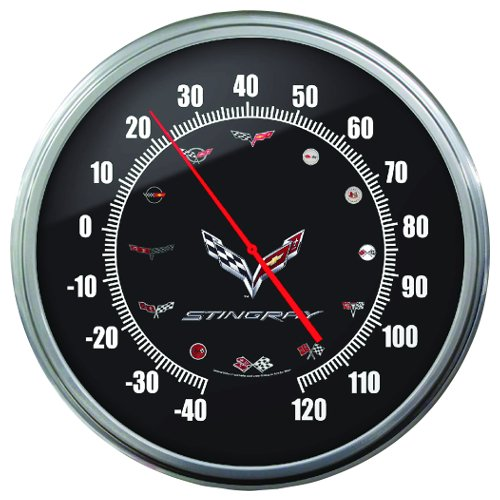 14″ Stingray Thermometer With Logos