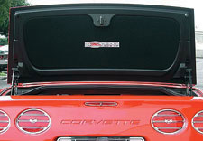 Z06 405HP Trunk Liner
