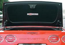 Z06 405HP Trunk Liner