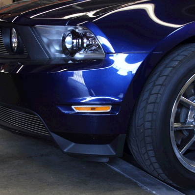 2010-2013 FORD MUSTANG FRONT SIDE MARKER