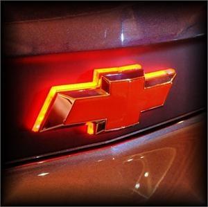 2010-2013 Camaro LED Rear Bowtie
