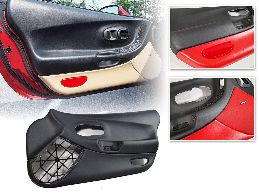 C5 Corvette Replacement Door Panels Rpidesigns Com
