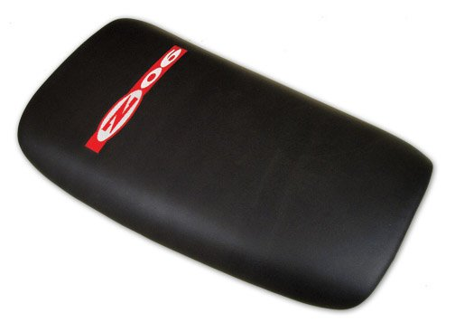 1997-2004 C5 Corvette Embroidered Console Lid Black with Z06 Logo