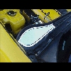 1997-2004 C5 Corvette Fender Cover Extension
