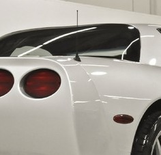 1997-2004 C5 Corvette Short antenna (shorty antenna)