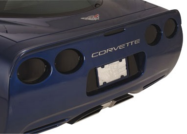1997-2004 C5 Corvette Acrylic Rear Taillight Blackouts