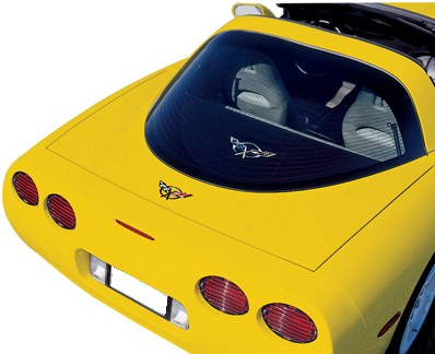 1997-2004 C5 Corvette Security Cargo Shade