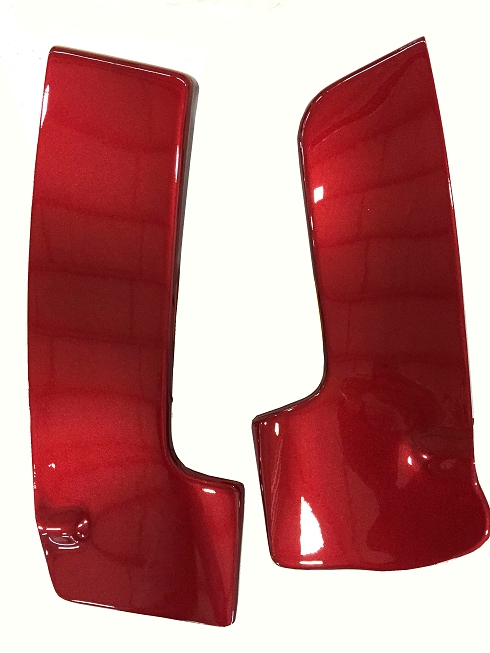 1997-2004 C5 Corvette Painted Fender Covers