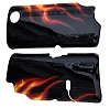 C5/C6 Corvette AirBrushed Fuel Rail Covers