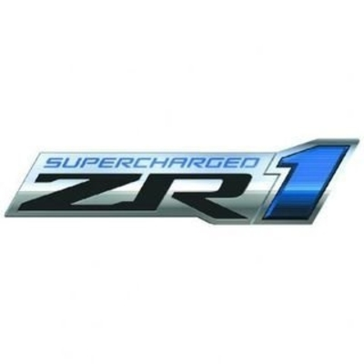 C6 Corvette Metal Sign - ZR1