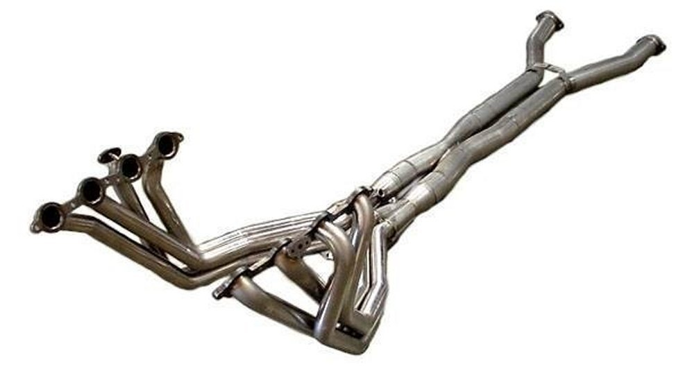 C6 Corvette 1 7/8 LG Motorsports Super Pro Long Tube Headers