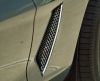 C6 Corvette Laser Cut Mesh Side Grills