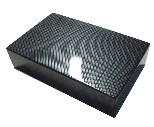 C6 Corvette Carbon Fiber Battery Cover