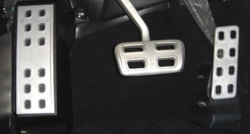 C6 Corvette Aluminum Gas Dead Pedals Rpidesigns Com