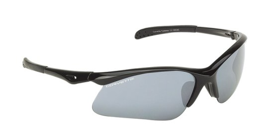 C6 Gloss Black Accelerator Sunglasses