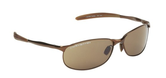 C6  Copper Metal Sunglasses