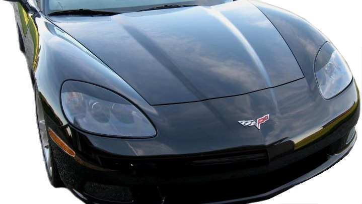 C6 Corvette Headlight Eyelids
