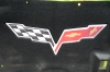 C6 Corvette Hood Pad Decal