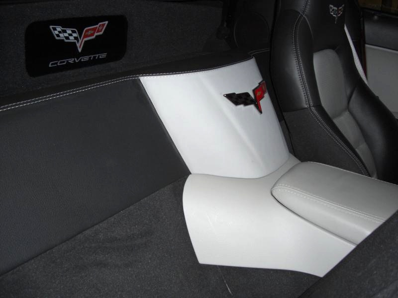 C6 Corvette Waterfall Extension - Coupe