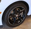 C6 Corvette Wheel Bands - Fits C6/Z06/Grand Sport/ZR1