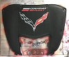 C7 Corvette Grand Sport Airbrushed Hood Liner - Version 2