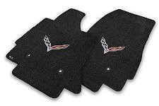 2014 2015 2016 C7 Corvette Stingray Lloyd Floor Mats