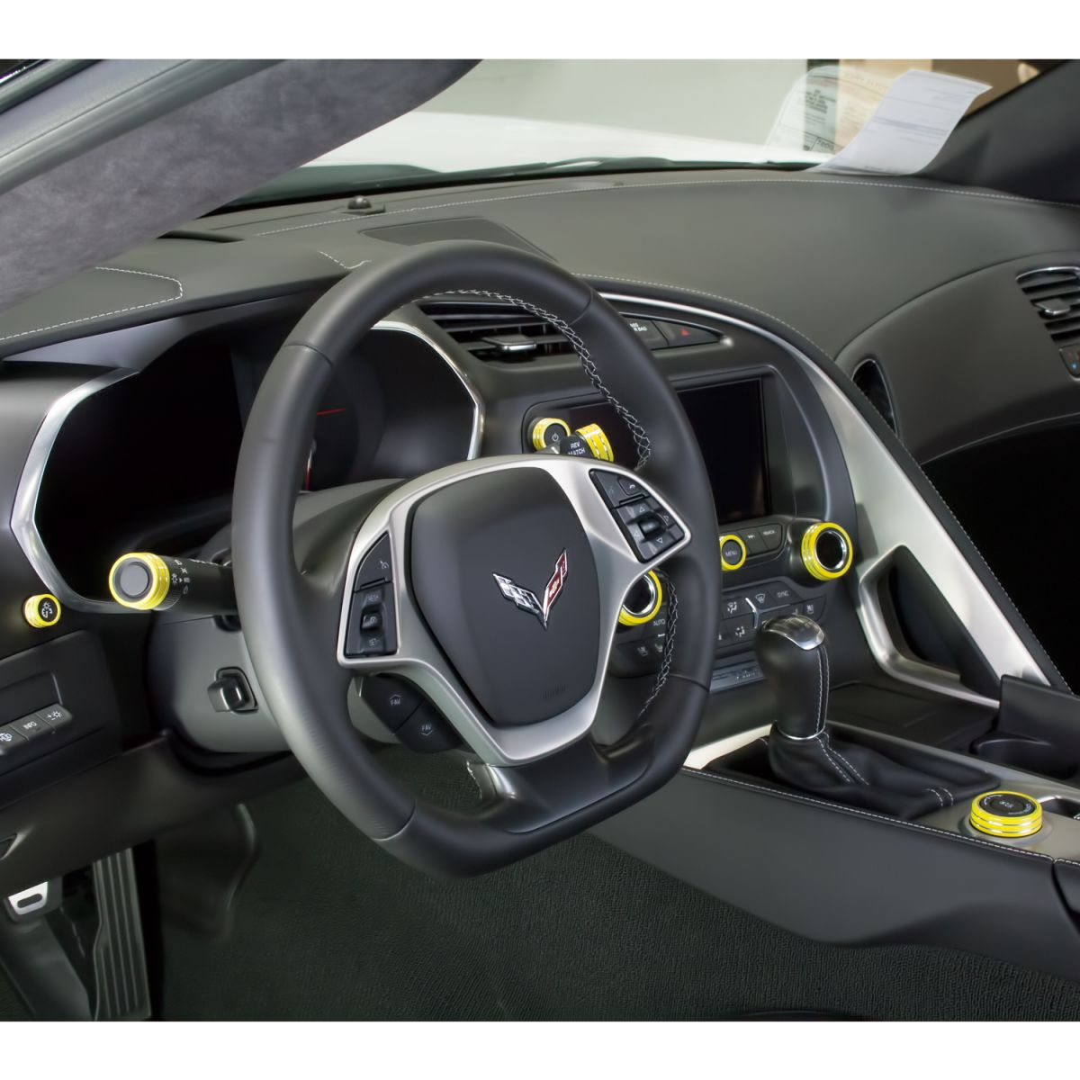 Top 5 Corvette Interior Upgrades Rpi Designs