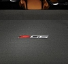 C7 Z06 Corvette Embroidered Rear Cargo Mat