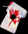 Heritage Series Airbrushed Canadian Flag C7 Corvette Parts