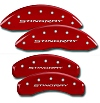 C7 Corvette Caliper Covers with STINGRAY Logo by MGP