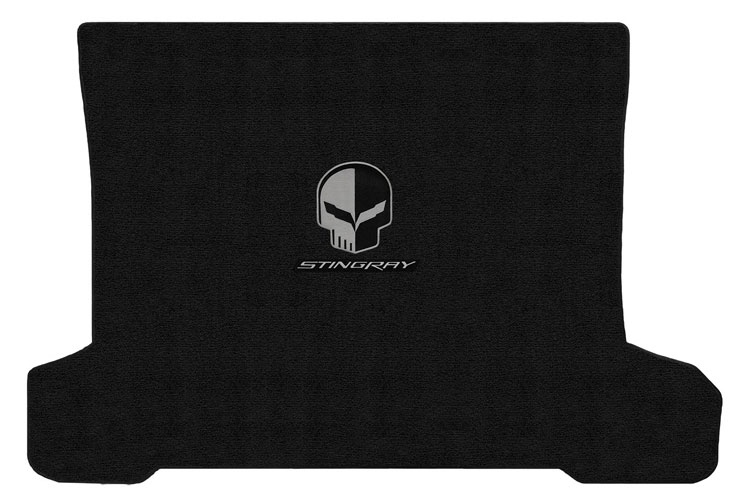 C7 Corvette Lloyd Cargo Mat Jake and Stingray Logo