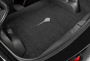 C7 Corvette Stingray Logo Embroidered Cargo Mat by Lloyd Mats