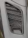 C7 Corvette RaceMesh Rear Quarter Panel Fender Grilles