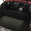 C7 Corvette Stingray Coupe Trunk Partition