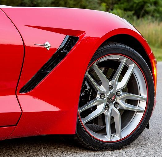 C7 Corvette Stingray Wheel Bands Rpidesigns Com