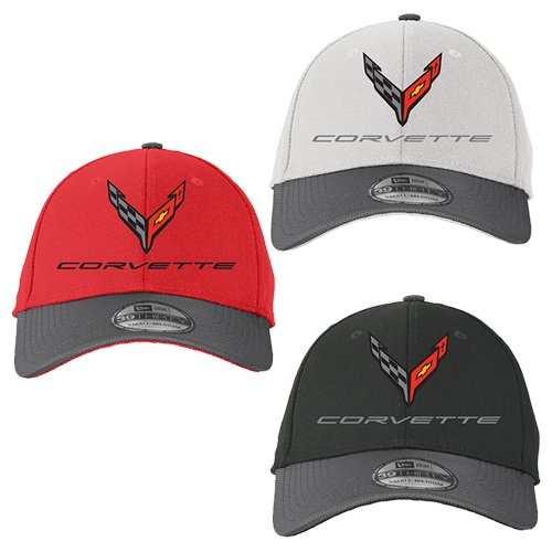 C8 Corvette Flexfit Cap